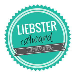 Liebster Award – a bit about me