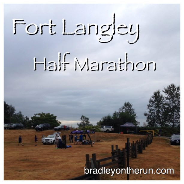 Fort Langley Half Marathon
