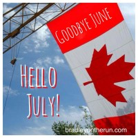 Monthly Update: Goodbye June, Hello July!