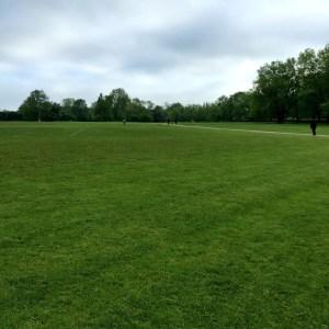 Running England - London