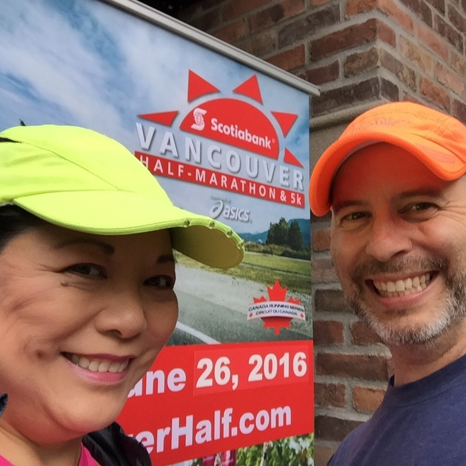 Three Weeks to ScotiaHalf