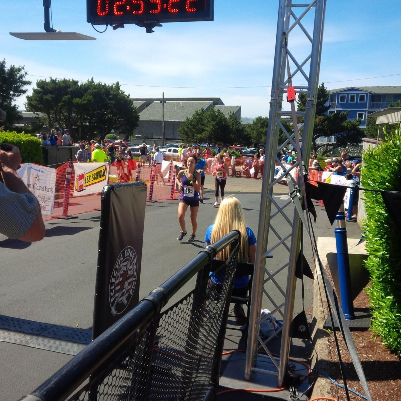 Guest Blog: Newport Marathon