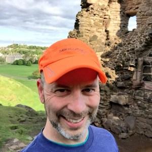 Running Scotland