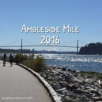 Ambleside Mile 2016