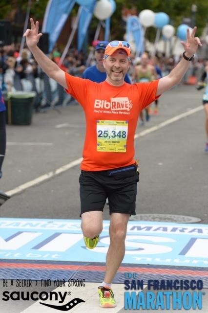 San Francisco Second Half Marathon