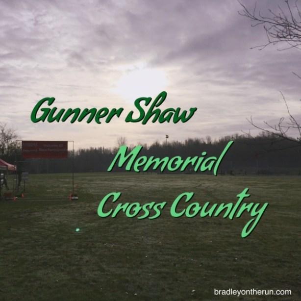 Gunner Shaw Memorial Cross Country