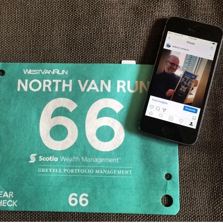 The Inaugural North Van Run