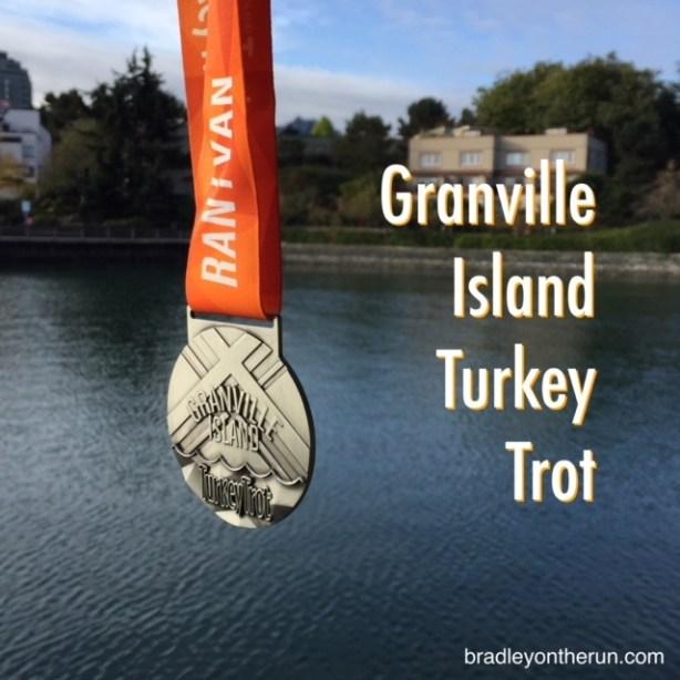 Granville Island Turkey Trot