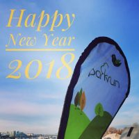 parkrun - Happy New Year 2018!