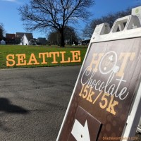 Allstate Hot Chocolate 15k Seattle