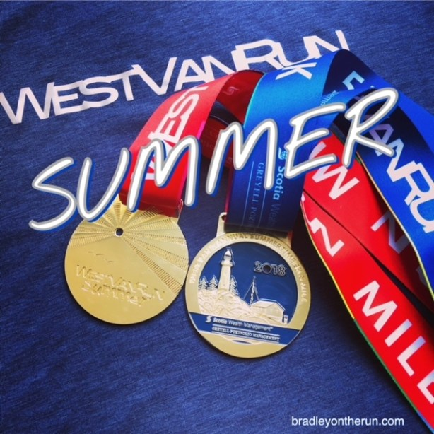 West Van Run Summer