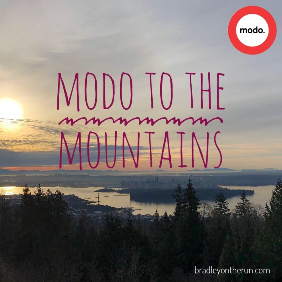 modo to the mountains