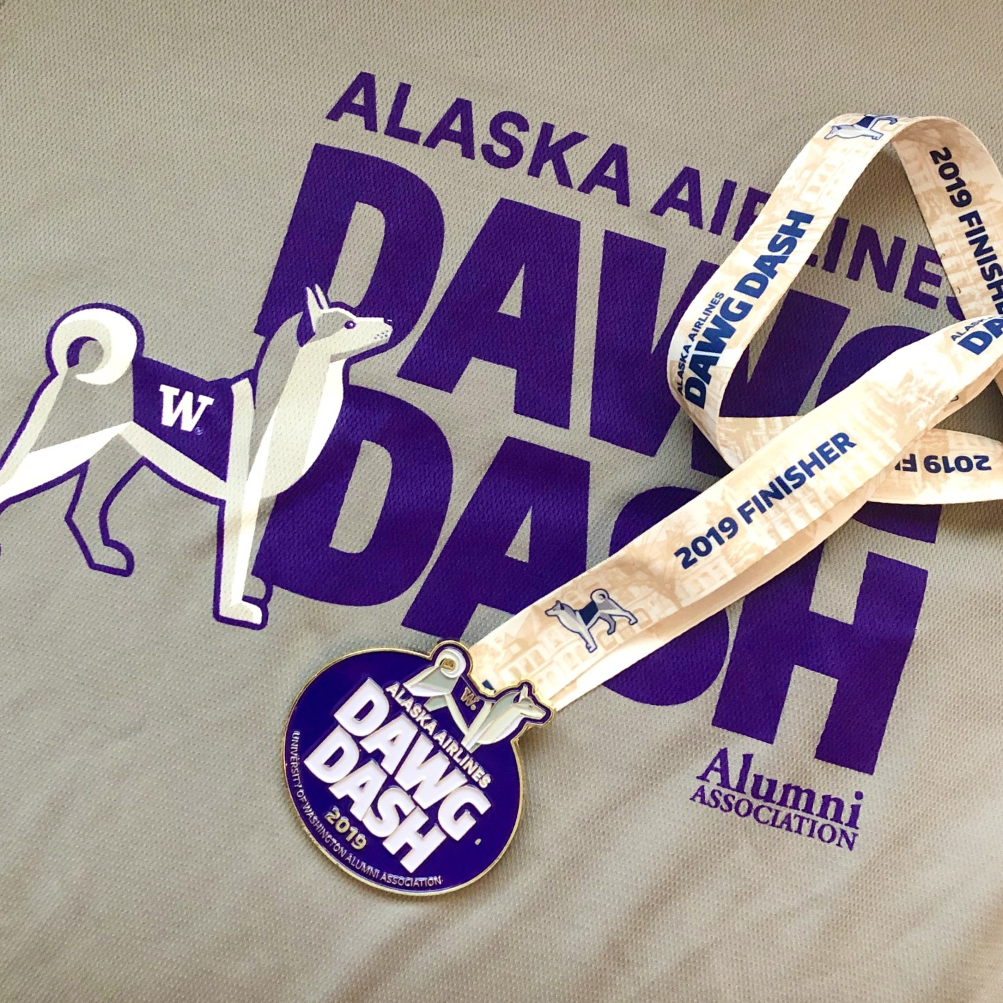 Dawg Dash 5K – University of Washington