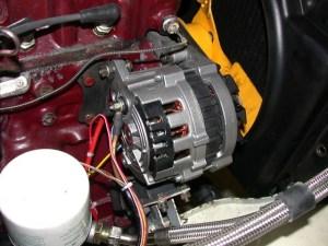 HighOutput Alternator | Bradley Restoration