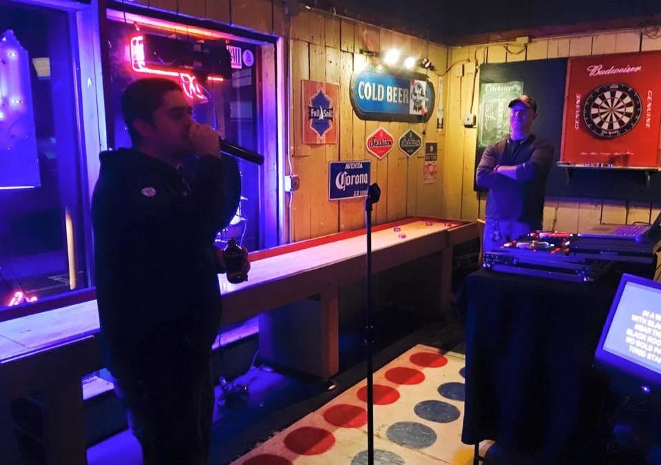 sports bar atlanta - bradleys