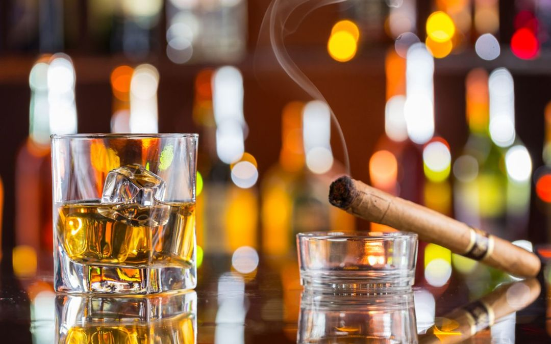 marietta bars the let you smoke