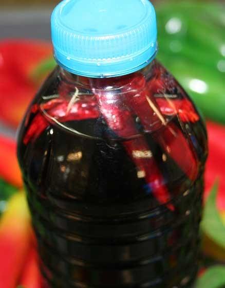 Vinegar (chilli)