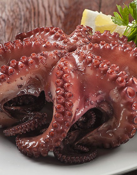 Whole Octopus