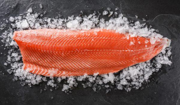 Salmon Fillet 800g -1.1kg