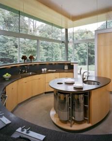 Kitchen. Photo by Albert Vecerka   ESTO.