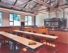 Chemistry Laboratory. Photo by Albert Vecerka | ESTO.