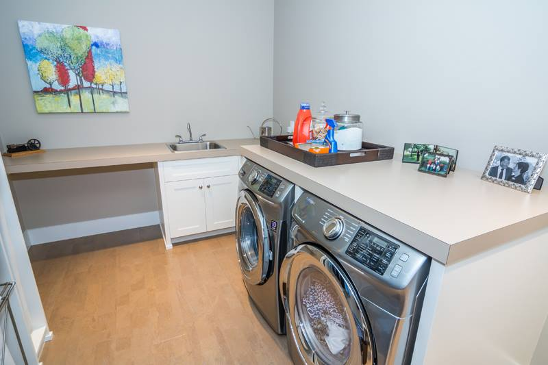 Laundry Room Renovations Calgary