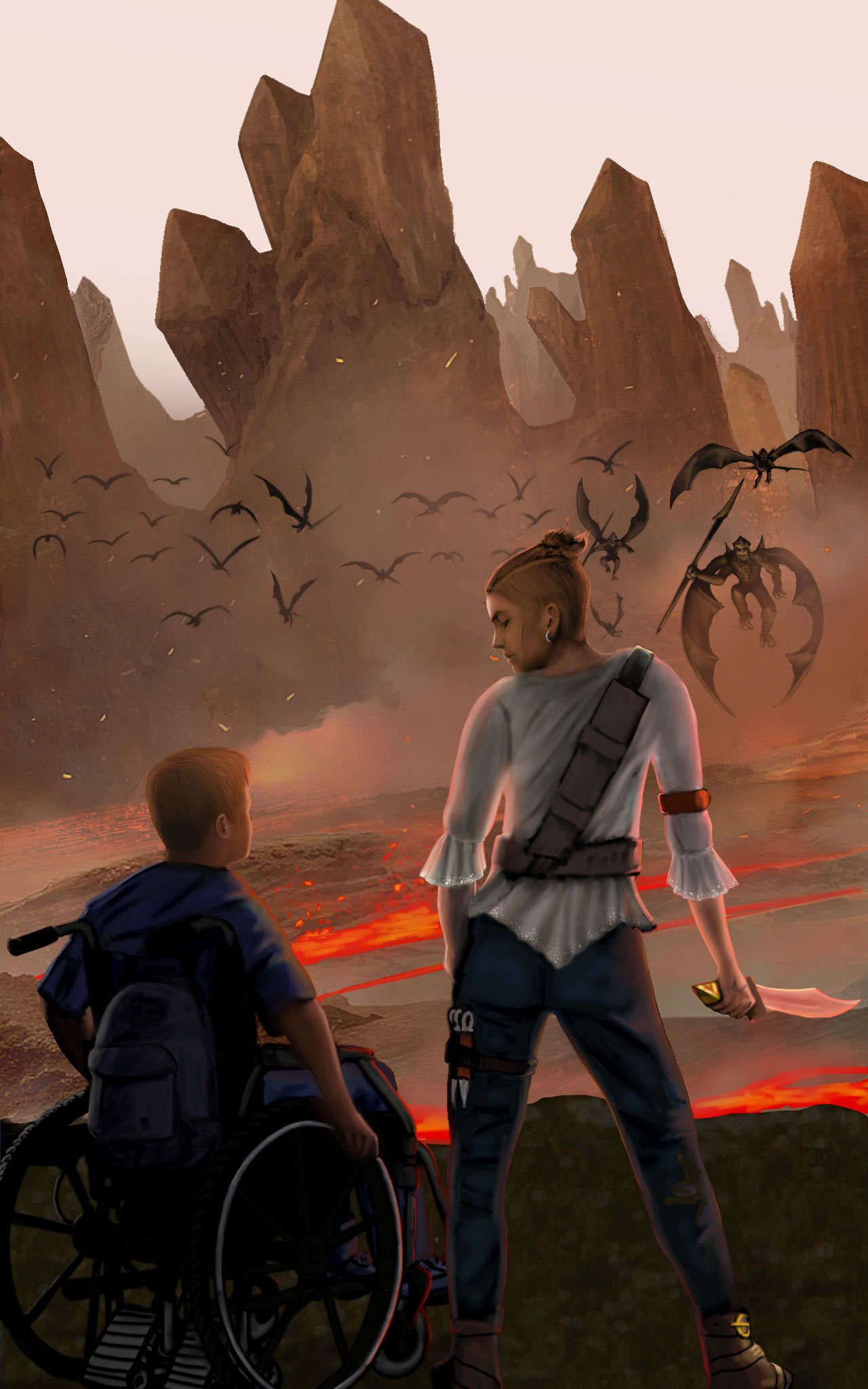 Return to Lan Darr Cover Art