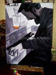 Acrylic 30 x 24 painting on canvas