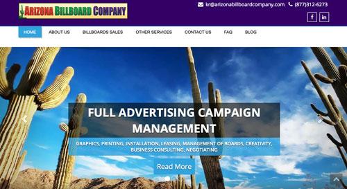 arizonabillboardcompany.com