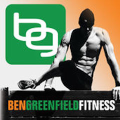 Image for the Ben Greenfield Fitness Podcast