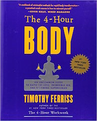 The cover of the 4-Hour Body by Tim Ferris