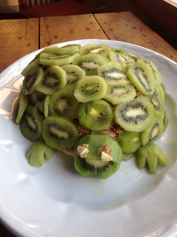 Kiwi Banana Stacks Brad Rudner