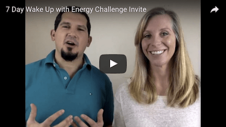 7-Day Wake Up with Energy Challenge [VIDEO]