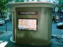 Paris Rehearsal Toilet
