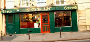 Pop In bar in Paris