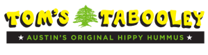 Tom's Tabooley Logo