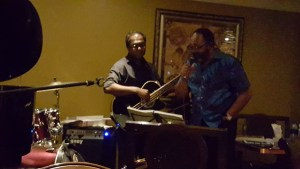 Mood Indigo jazz night at Mercure Budapest