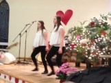 CQUC Valentines Day 2015 - HOWES SISTERS