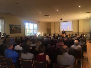 Brad Trivers for PEI PC Leader - announcement Jamie Larkin 4