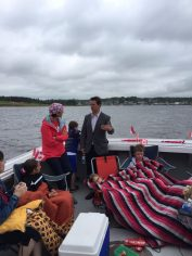 Boat Parade - Canada Day 2017 - North Rustico Harbour - Brad Trivers - #backtobasics