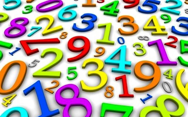 Резултат с изображение за числа
