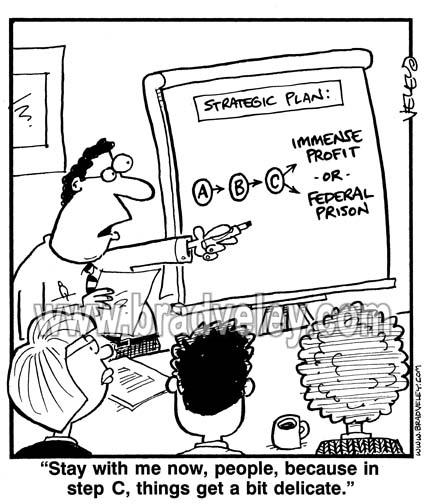 Case Funny Cartoons Management