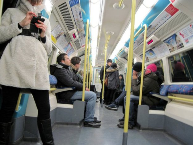 My personal fave may be the London Underground. It's gear; it's fab; and all those pimply hyperboles...