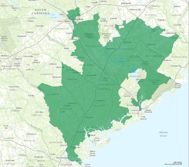 SC 6th Congressional District