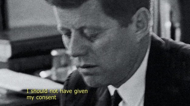 jfk consent