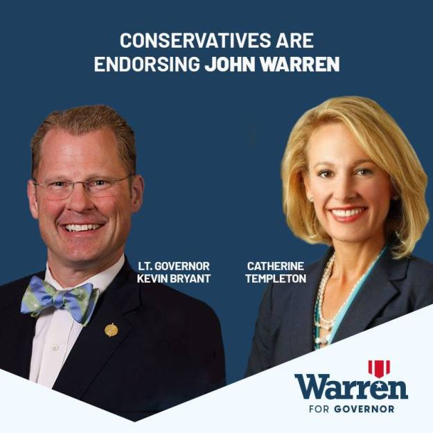 From Warren's Facebook page.