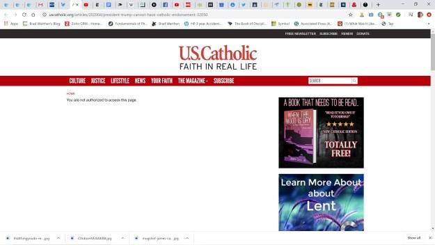 U.S. Catholic
