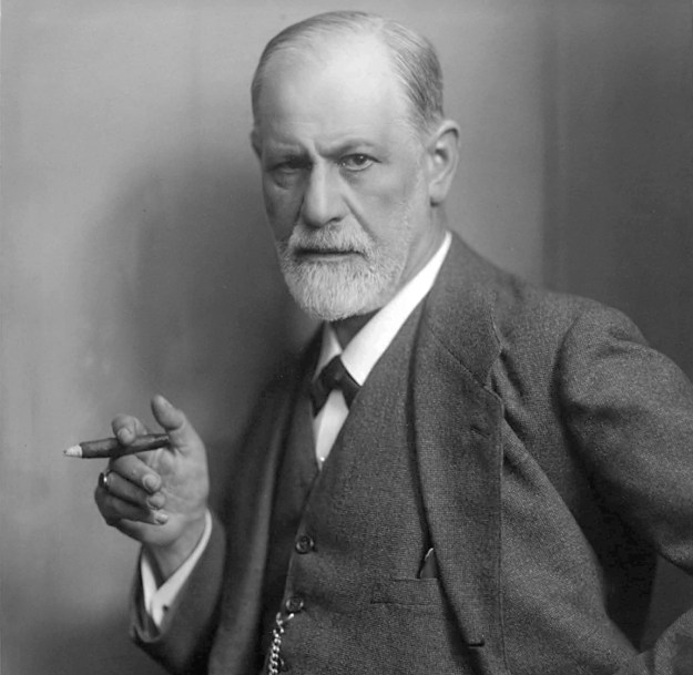 """This is dream expert Sigmund Freud, whom you may recall from """"Bill & Ted's Excellent Adventure"""""""