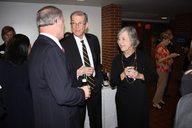 The most recent picture I had in my files of Don and Carol Fowler. This was at a reunion of Don's old Reserve unit, the 360th Civil Affairs Brigade.