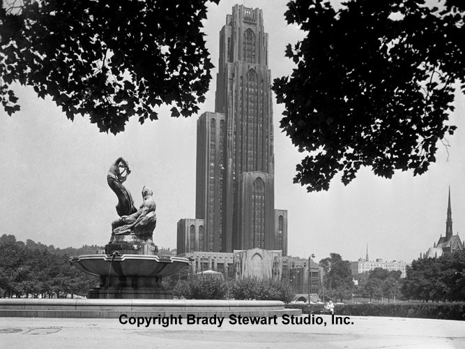 Pittsburgh Architecture and Skyline - Buildings that are Gone (6/6)